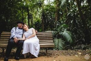 Eternos namorados – Eliane & Manoel