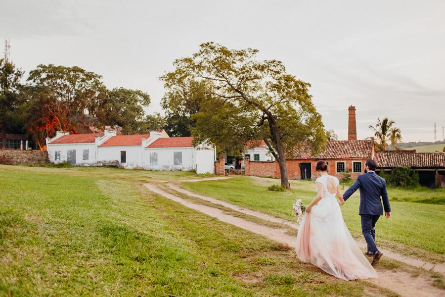 Casamento na Fazenda – Vanessa & Marcelo