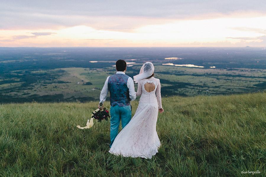 Casamento na Chapada dos Guimarães – Bianca & Fábio