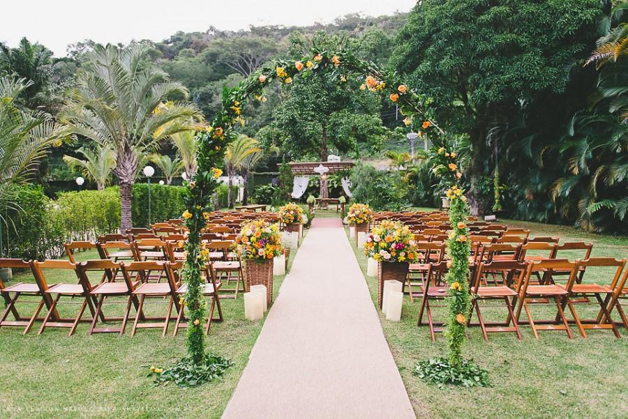 Casamento no campo – Luciana & Gustavo