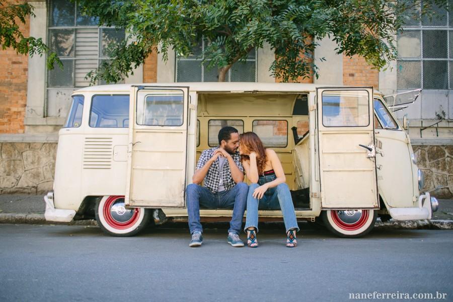 Apaixonados por Kombi – Kati & Marcelo