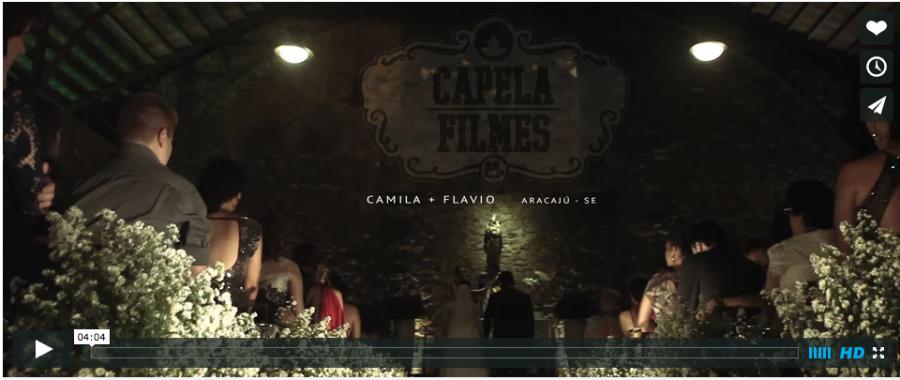 Casamento em Aracaju – Camila & Flávio