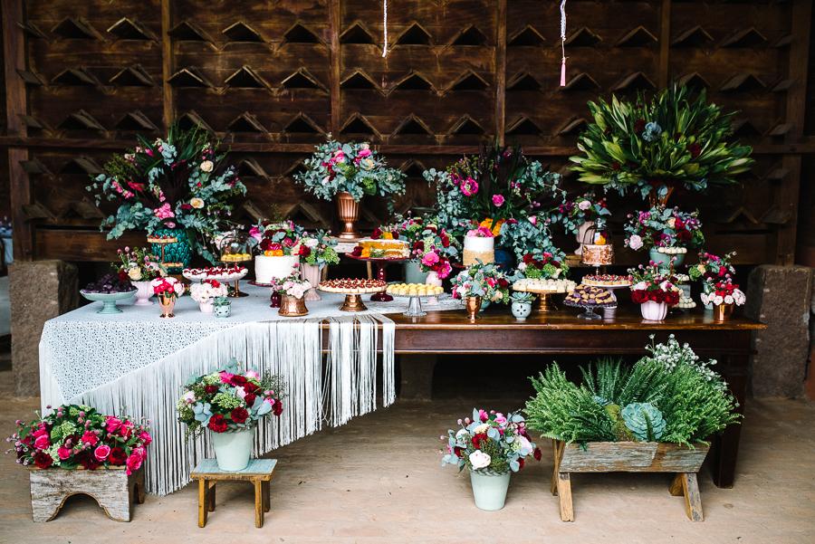 Casamento na Fazenda Vassoural – Nicole & Ricardo