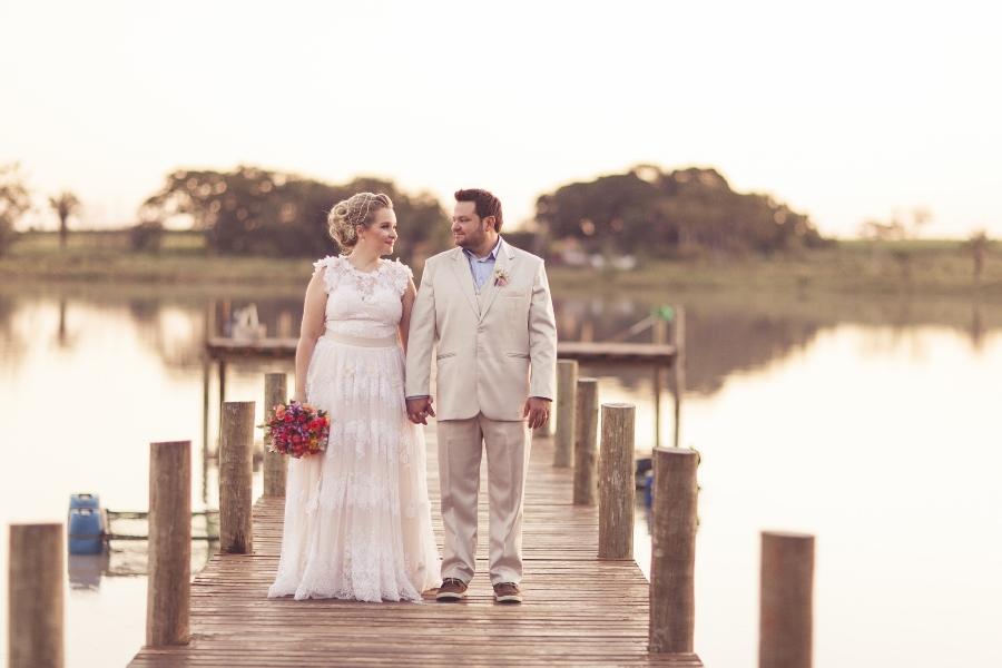 Casamento ao Pôr do Sol – Paula & Fernando