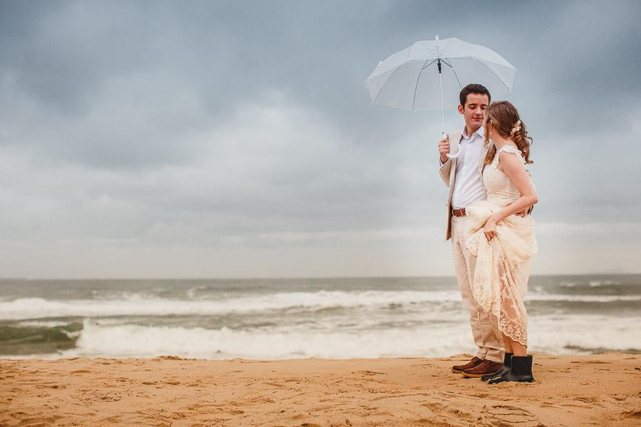 Com ou sem chuva será lindo! – Casamento Daniela & Gabriel