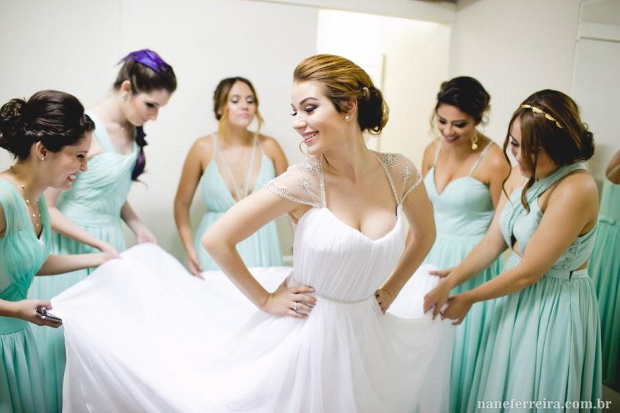 Casamento na Igreja – Fernanda & Vinicius