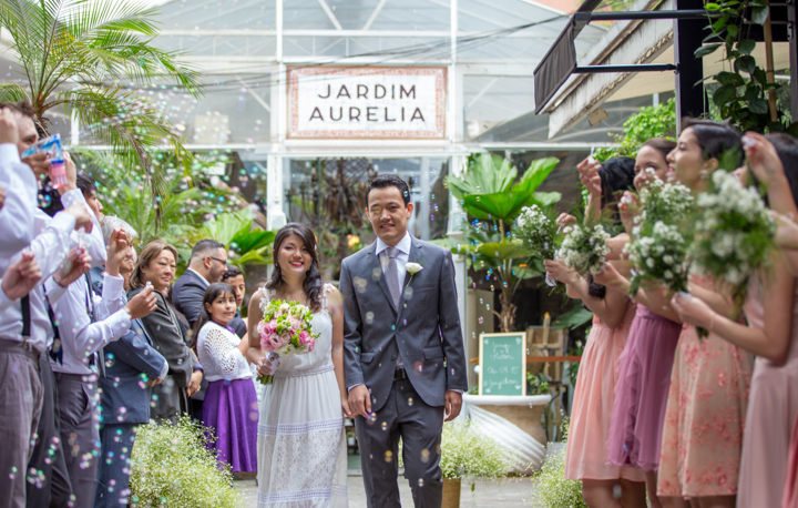 Mini Wedding Intimista em São Paulo – Jenyffer & Victor