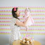 Festinha em casa  – 5 meses da Bela