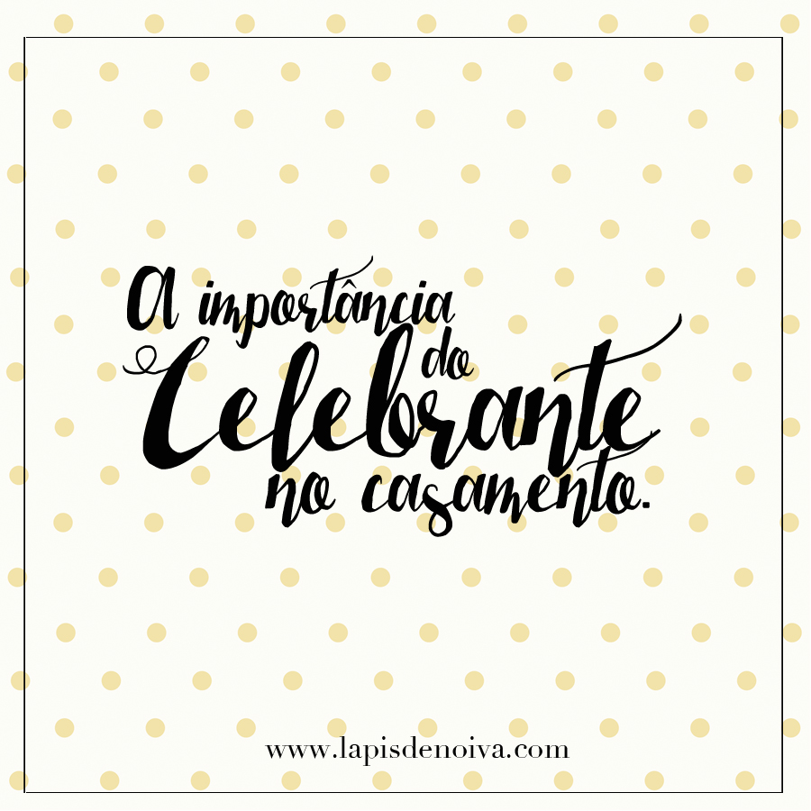 aimportanciadocelebrante