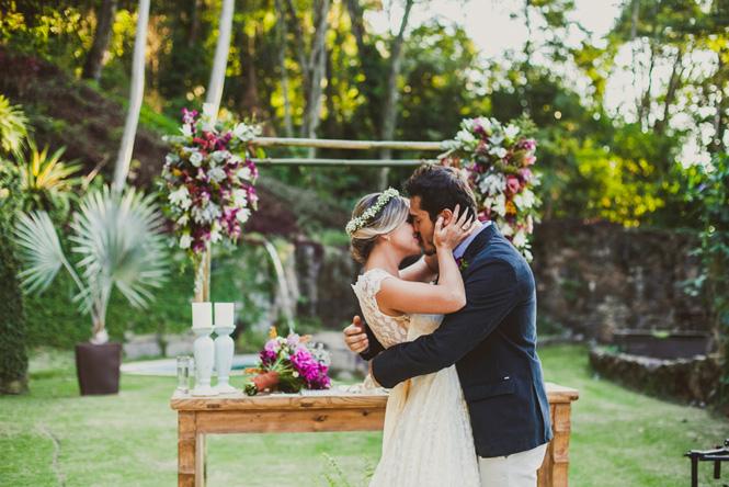 Casamento no Jardim – Carla & Daniel