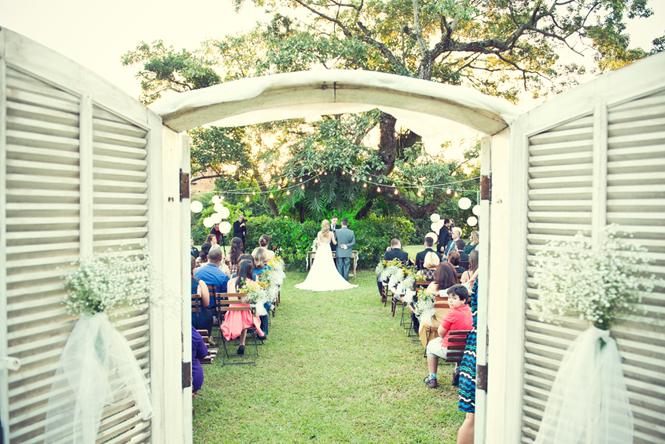 Casamento ao pôr do sol – Ingrid & Tiago