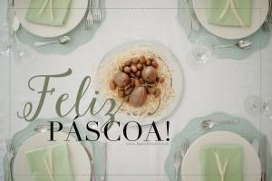 {Vida de Casada} Almoço Especial de Páscoa