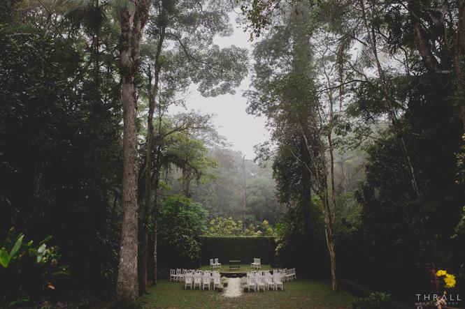 Casamento na Floresta – Rachel & Chris