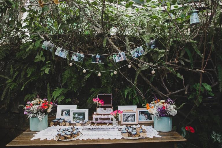 Casamento intimista na Serra da Cantareira – Virgínia & Leandro