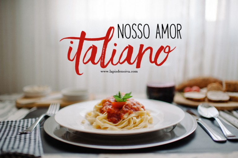 Nosso Amor Italiano – Felizes Para Sempre Tramontina