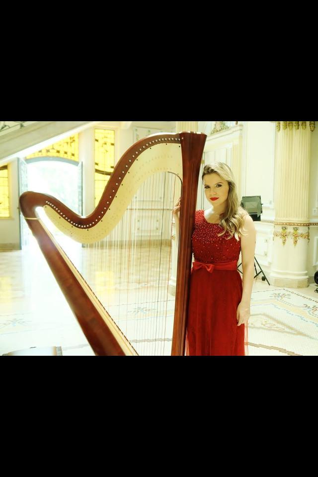 Harpa + Acordeon – Dica de Música para Casamento