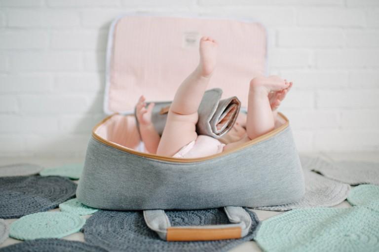 Bolsa + Mala Maternidade – Loja Beterraba