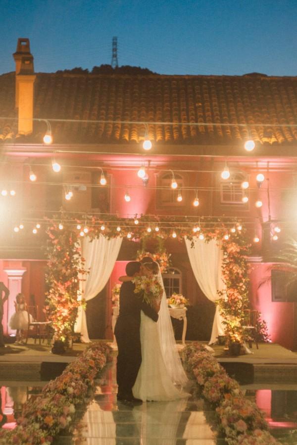 Casamento romântico em Florianópolis – Patrícia & Adriano