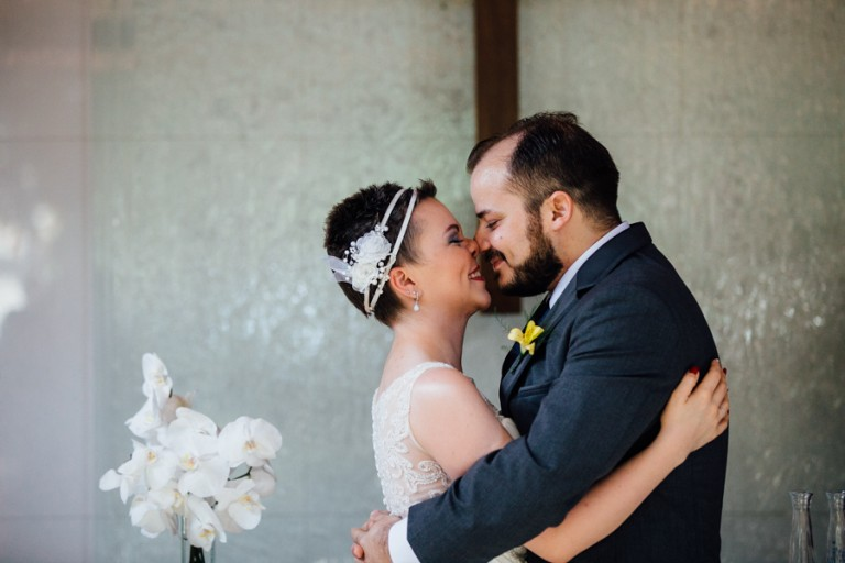 O amor tudo supera! – Casamento Flavia & Bruno