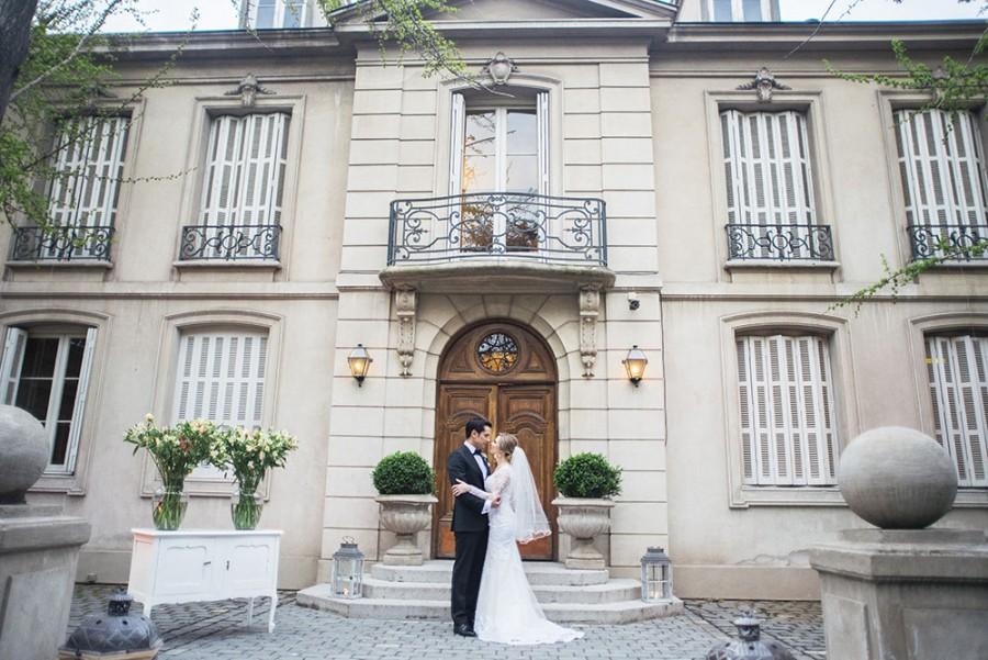 Casamento Clássico em Santiago – Lauren & Ariel