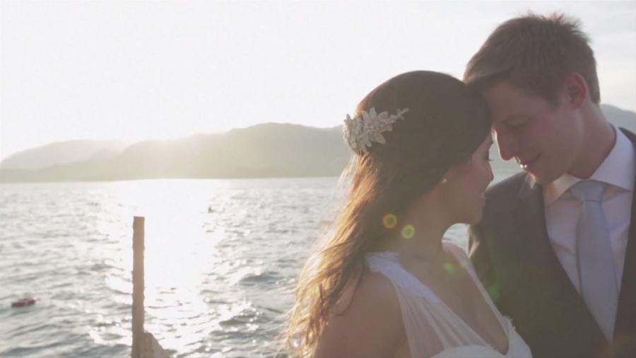 Casamento ao pôr do sol em Ilhabela – Renata & Dominik