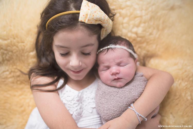 {Álbum de Família} Duas princesas