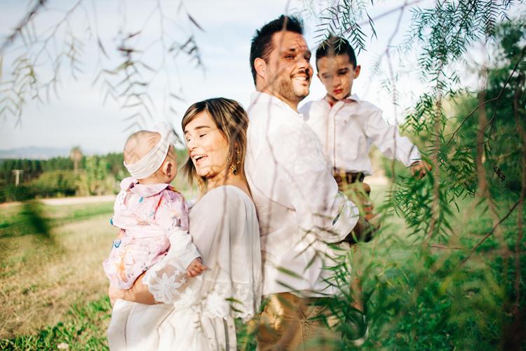 {Álbum de Família} Gabi + Rodrigo + Theo + Alice