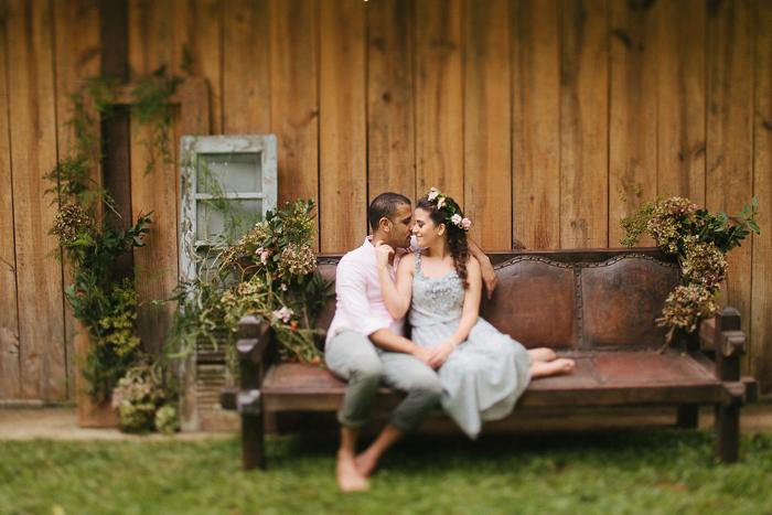 {Produção Lápis de Noiva} Um Dia de Amor no Celeiro
