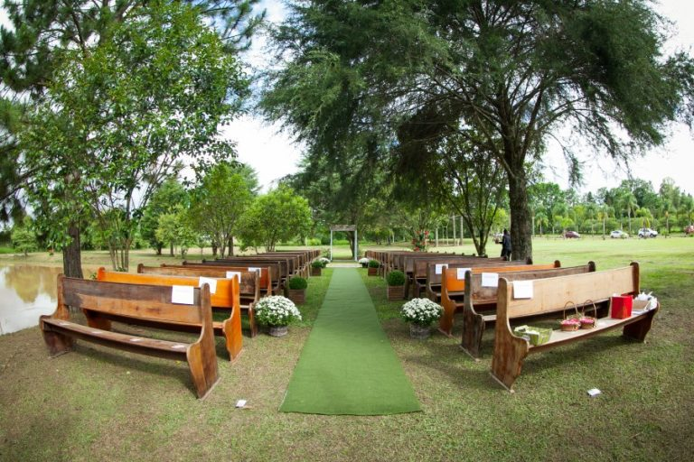Casamento Rústico no Campo – Anny & Rodolfo