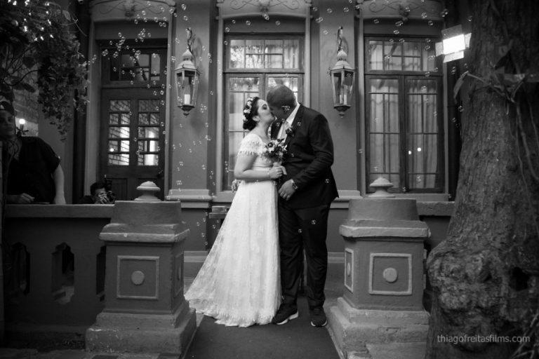 Casamento Intimista – Isabelle & Bruno