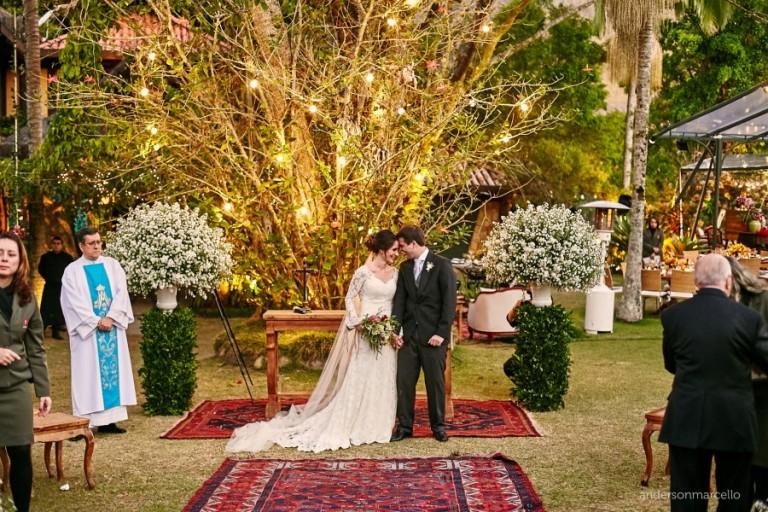 Casamento Apaixonante em Itaipava – Renata & Guilherme