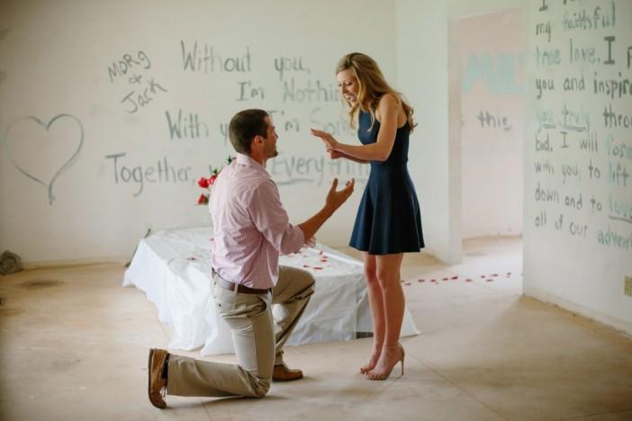 Pedido de Casamento Surpresa – Morgan & Jackson