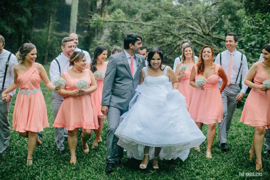 Casamento Romântico e Florido – Winnie & Fabiano