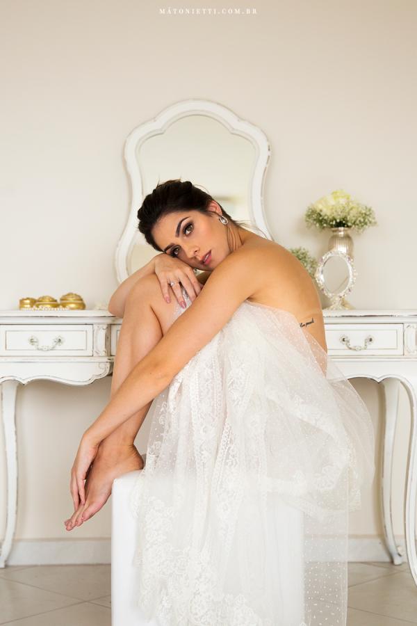 Ensaio Boudoir – Perfeito para as noivas!