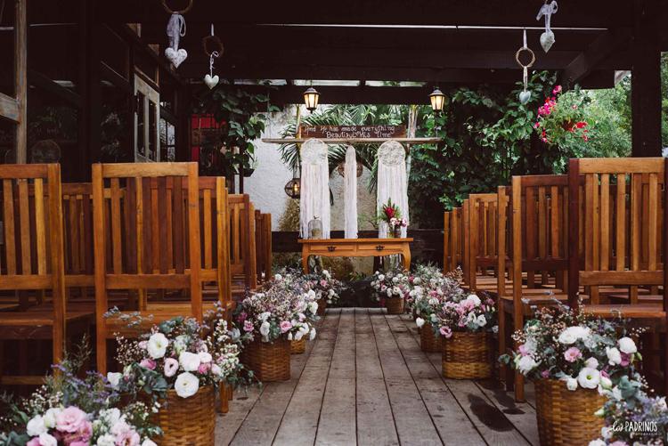 Casamento Boho no Rio de Janeiro – Bianca & Julius