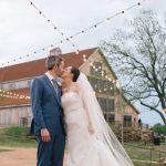 Casamento em um celeiro no Texas – Emerson & Michele
