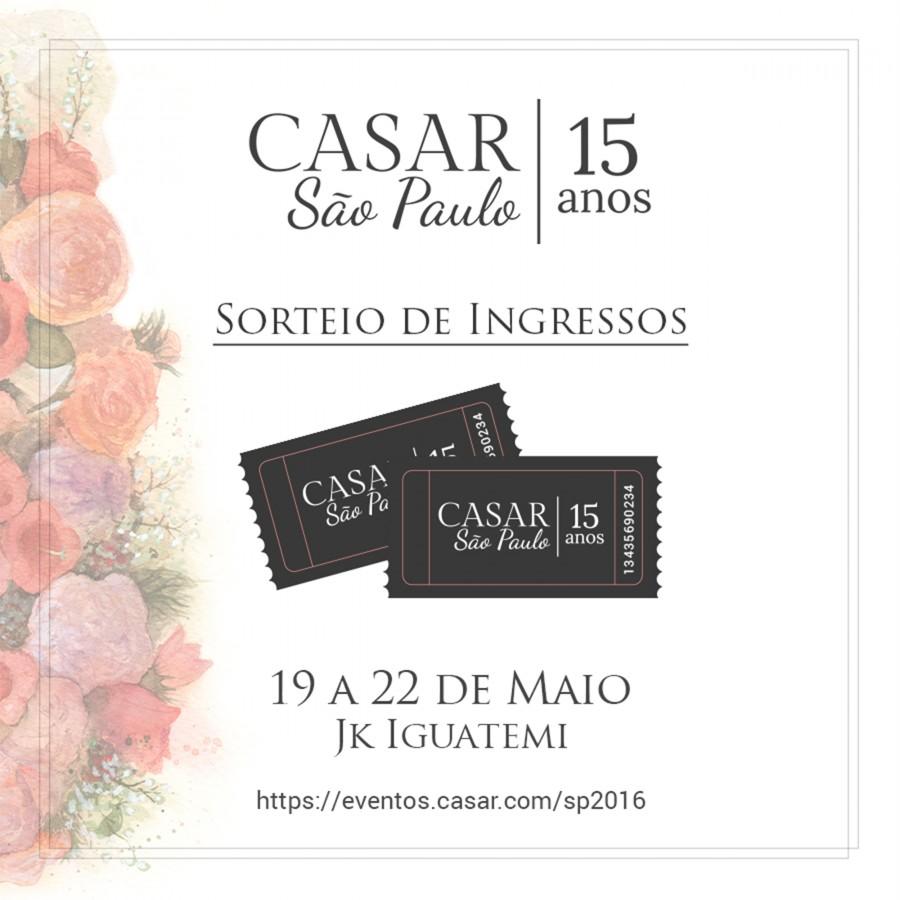 Sorteio - CASARSP