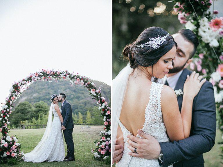 Uma história linda e um casamento dos sonhos – Thais & Marcelo