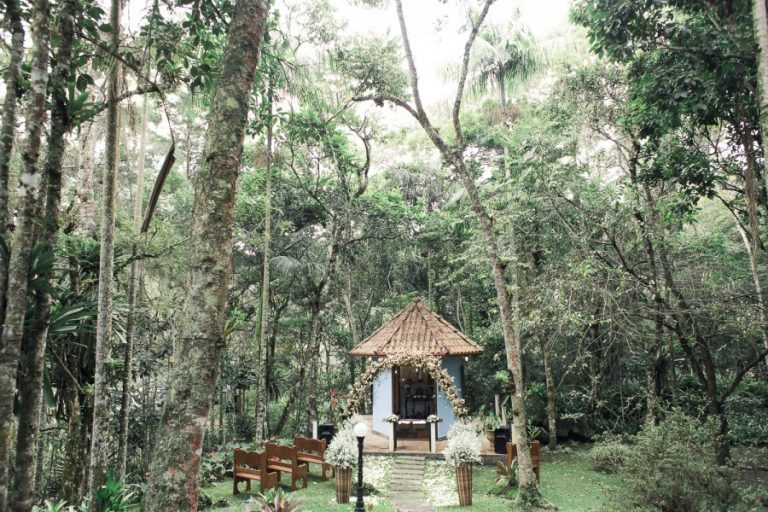 Casamento na casa de campo – Tatiana & Felipe