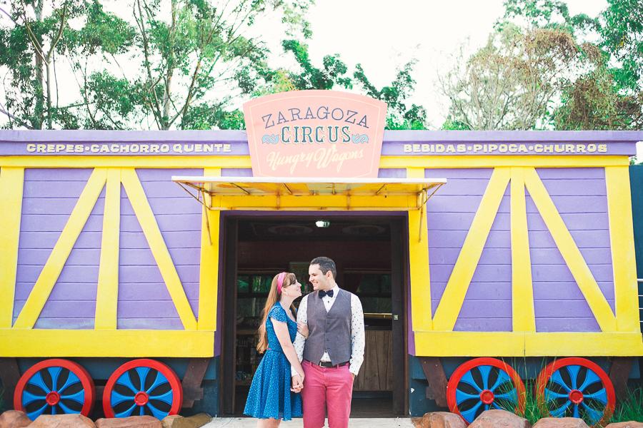 Pré Casamento Encantado – Elaine & Victor