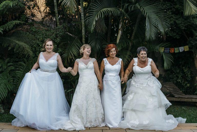 Transformamos Nossas Mães em Noivas