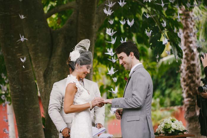 Casamento com significado – Renata & Miguel