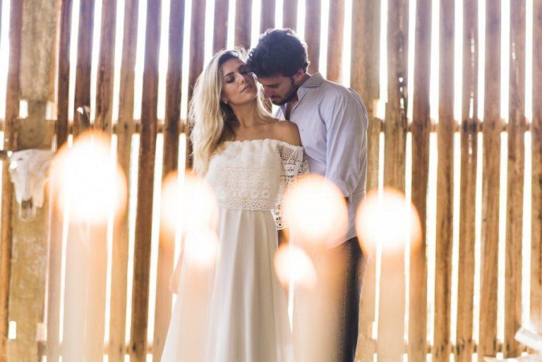 Ensaio Intimista na Fazenda – Karina & Pedro