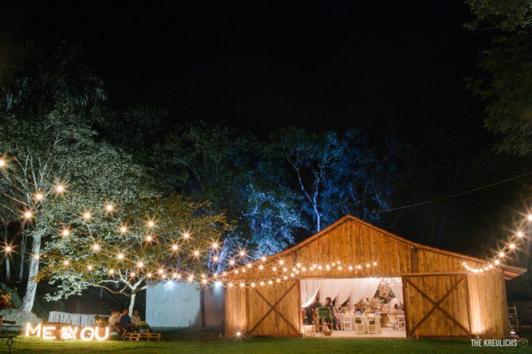 Nosso Celeiro – Espaço para casamento na serra do Rio de Janeiro