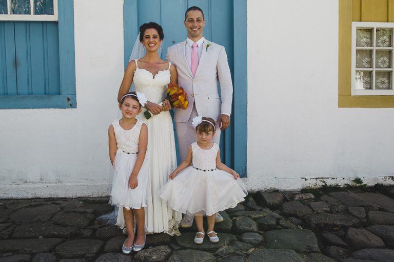 Casamento em Paraty – Luciana & Fernando