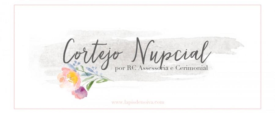 Populares Dicas Úteis} Cortejo Nupcial por RC Assessoria e Cerimonial  HP31