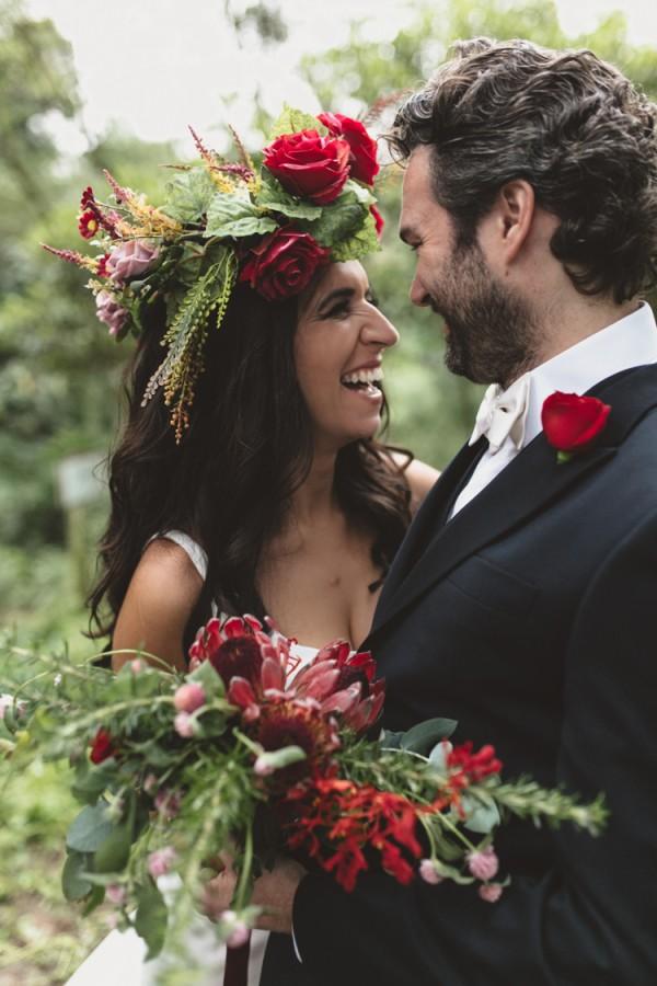 Casamento no jardim de casa – Elo & Marcio