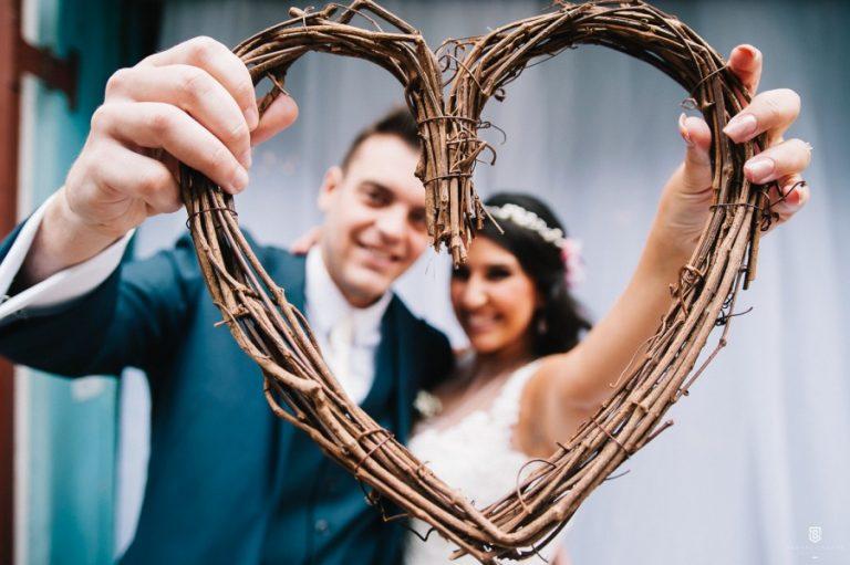 Love Story + Mini-Wedding – Mari & Dan