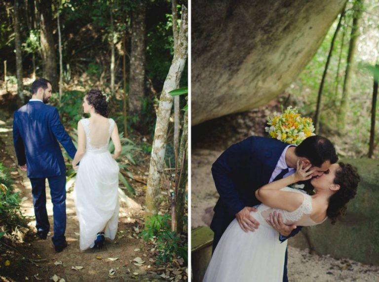 Casamento pela manhã no Espírito Santo – Marcelle & Mailsom