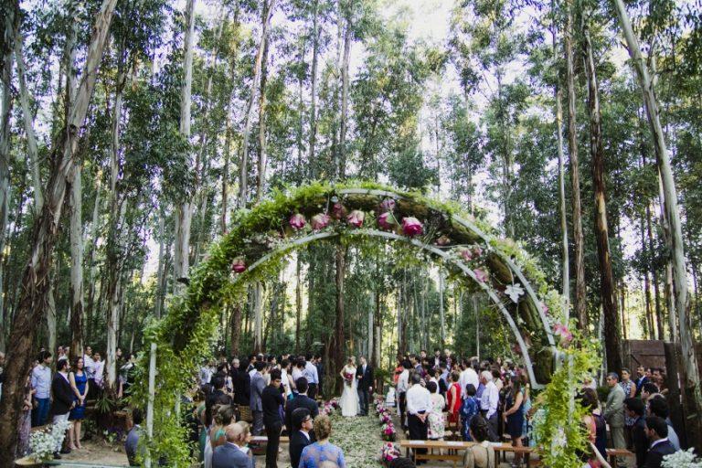 Casamento na Floresta – Stefane & Igor